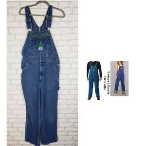 VTG Unisex Liberty Overalls Coverall 30x30